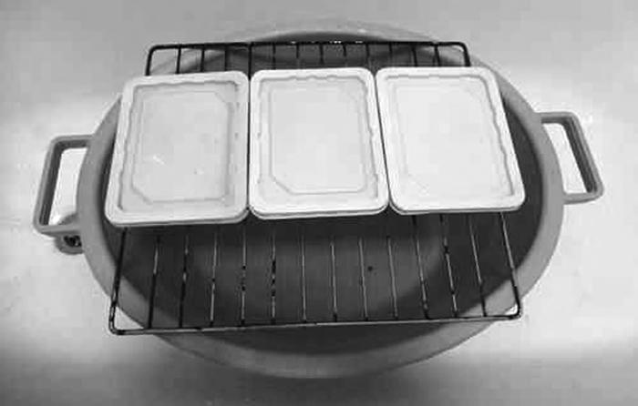 Устройство водяной бани для семя