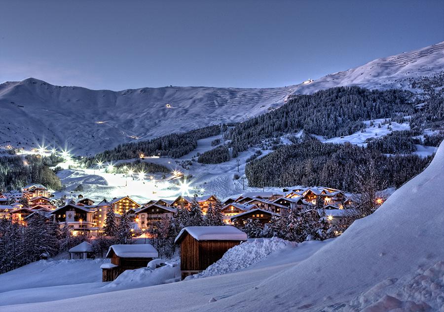Серфаус-Фисс-Ладис, Австрия: как это устроено