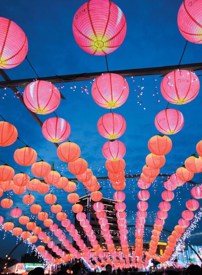 Как празднуют китайский Новый год