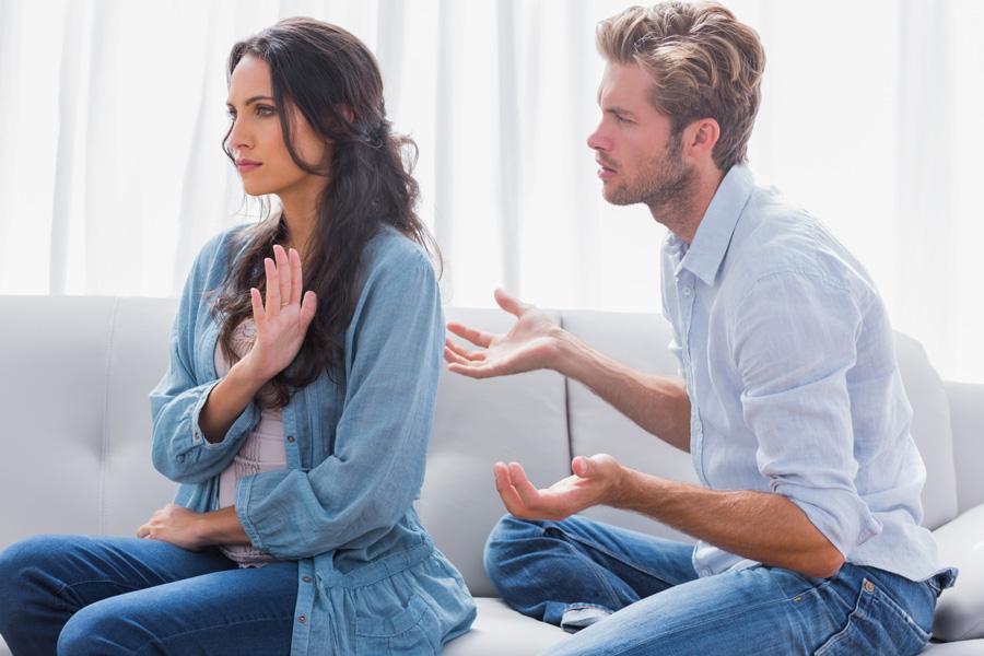 Что мешает уйти отмужа: психологические установки