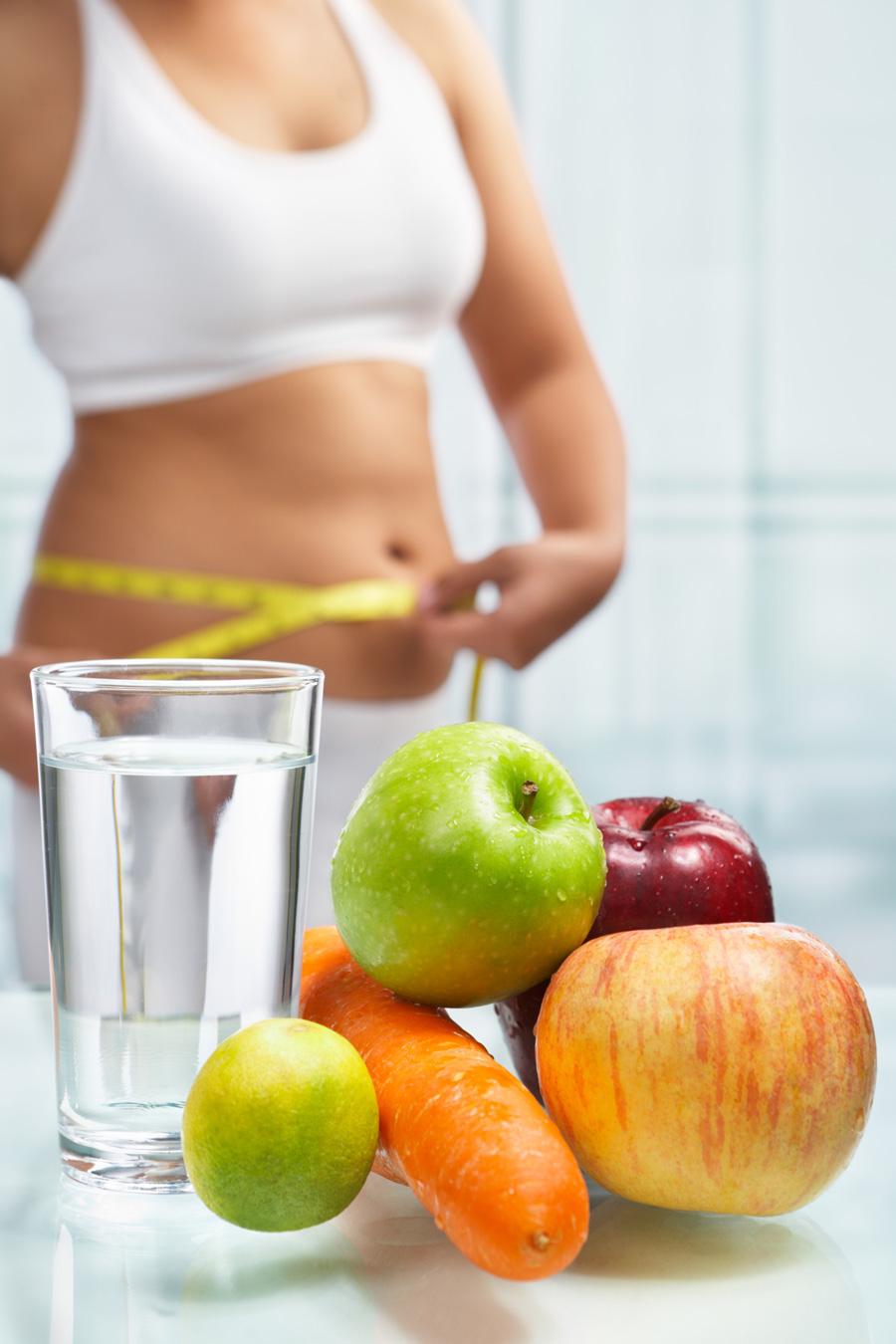 Быстрая потеря веса до 3 килограмм