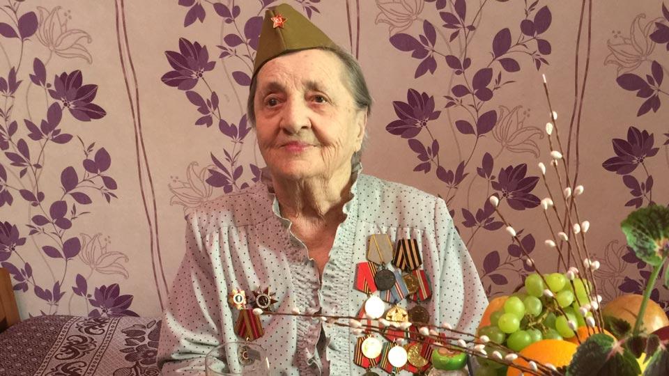 Клавдия Михайловна Беловолова