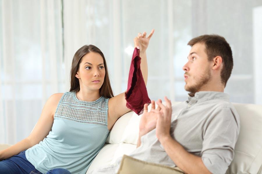 Не ладится с мужем в сексе