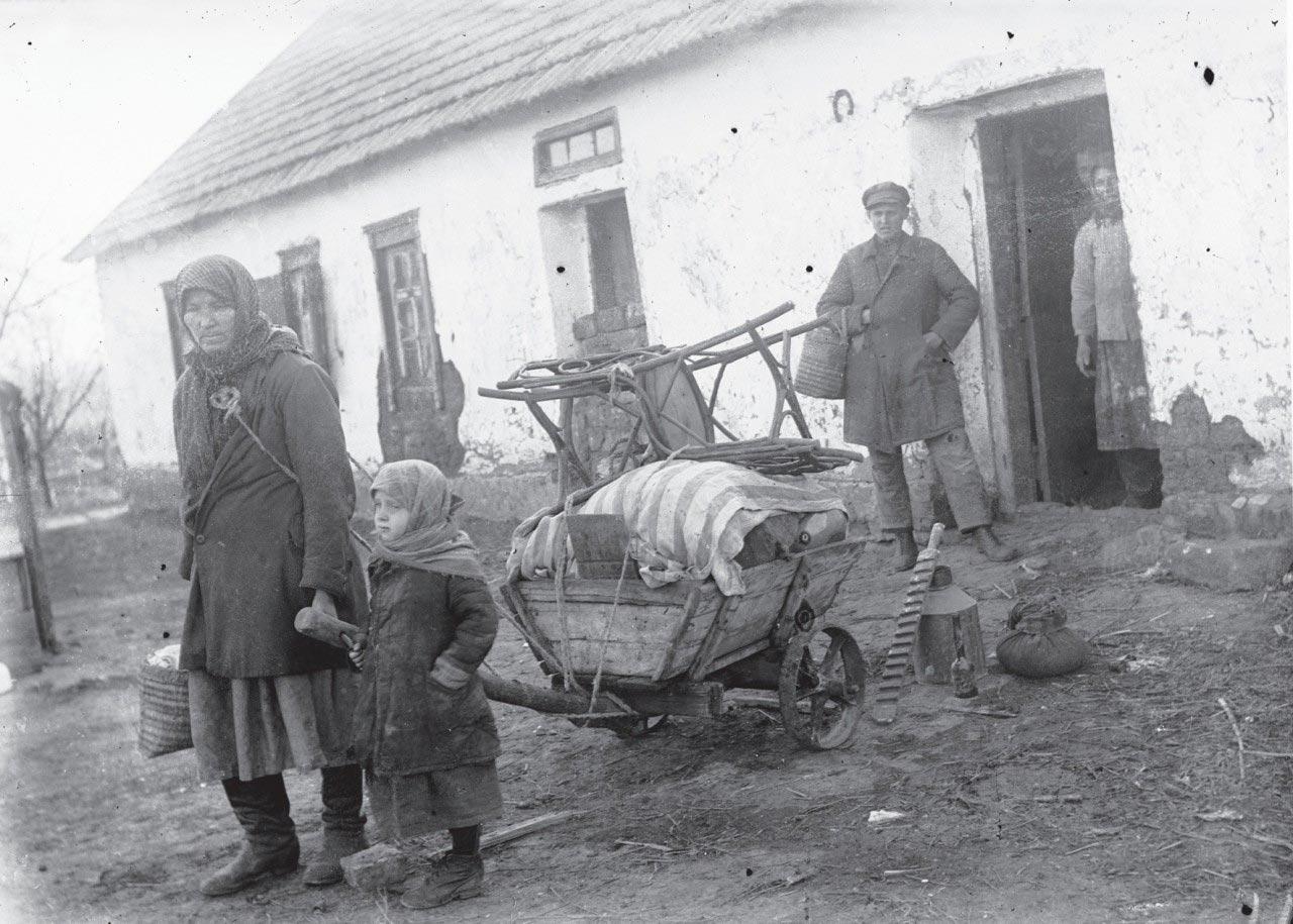 Вынужденные переселенцы, 1930-е годы