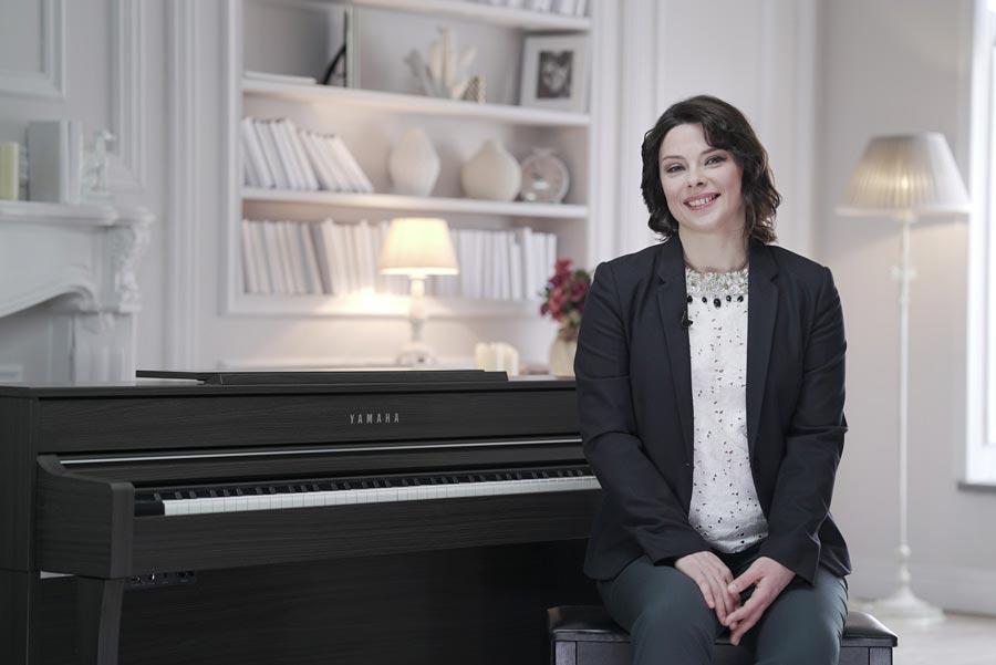 Екатерина Мечетина – известная пианистка и преподаватель Московской консерватории