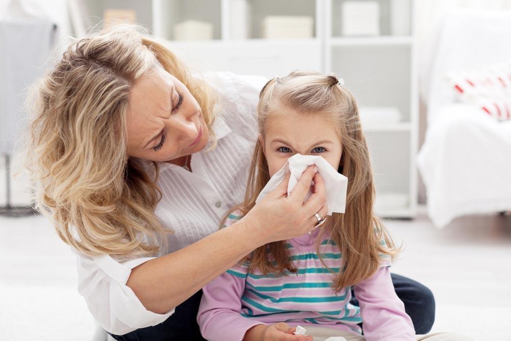 Как незаболеть гриппом