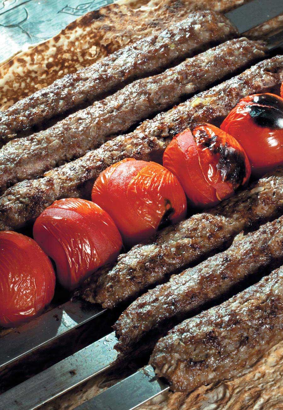 Правильный люля-кебаб, рецепт