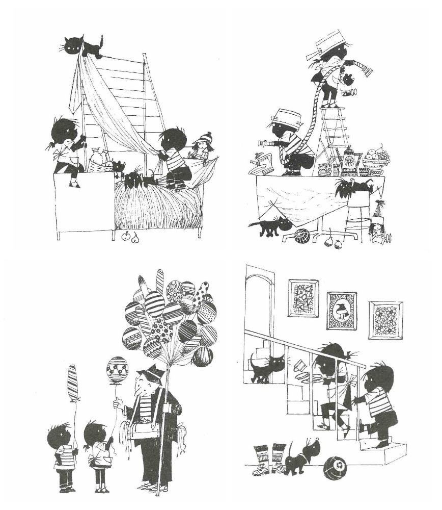 Иллюстрации ко второй книге