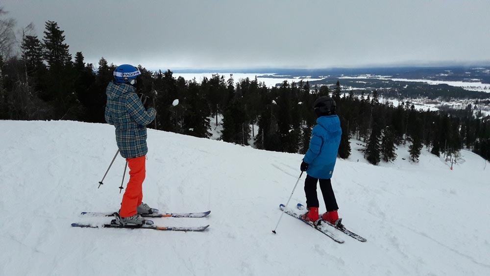 Горные лыжи вВуокатти