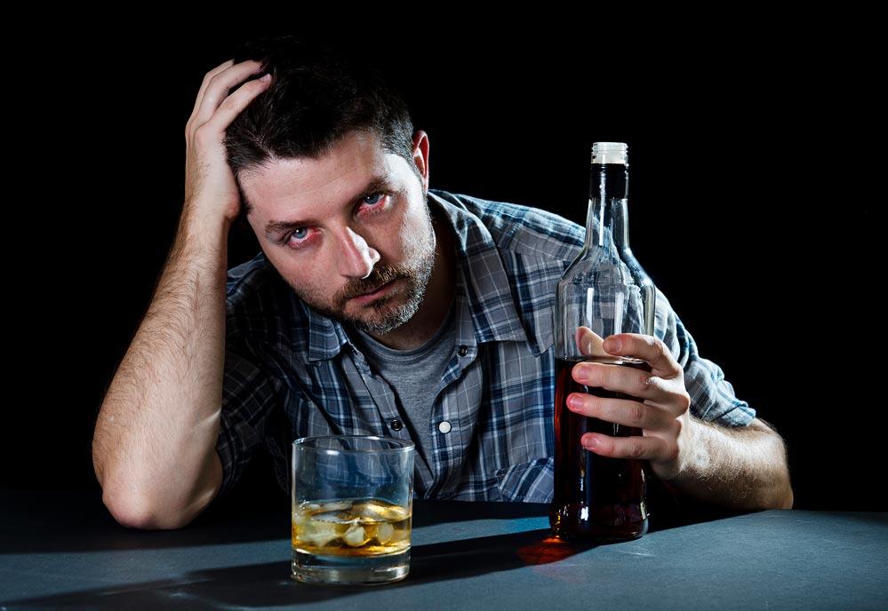 Почему муж пьет?