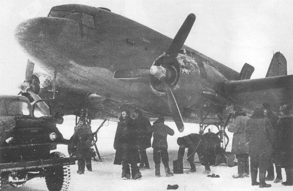 Пассажирские самолеты в СССР