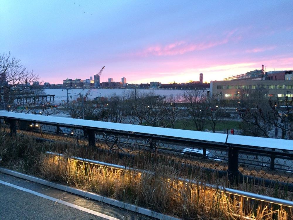 Хай-Лайн парк (The High Line)