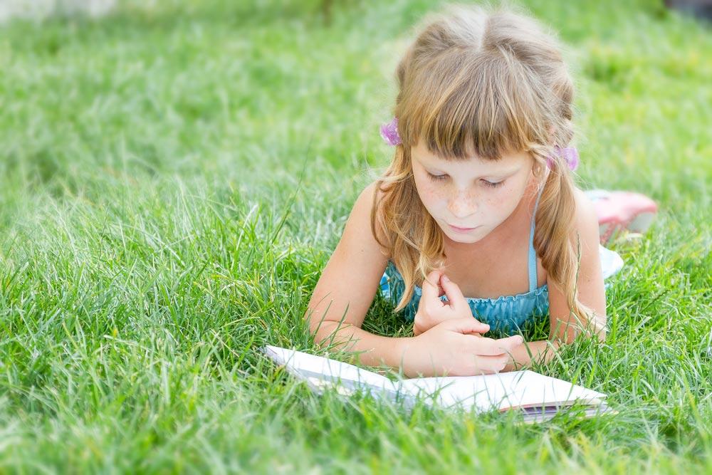 Летнее чтение для детей