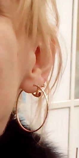Сколько сережек носить в ушах