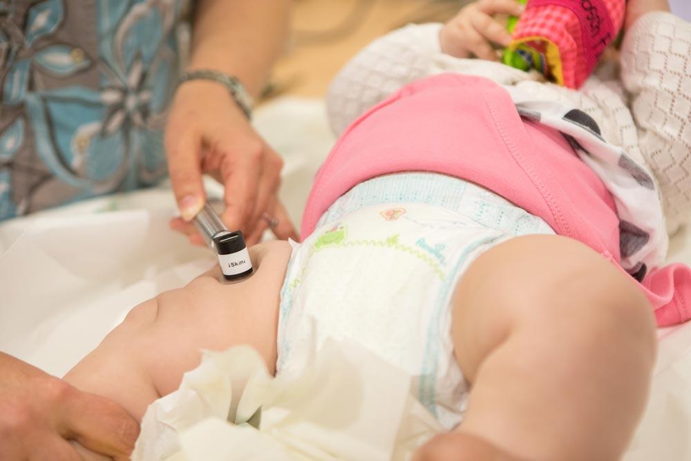 Как мамы тестируют подгузники Pampers