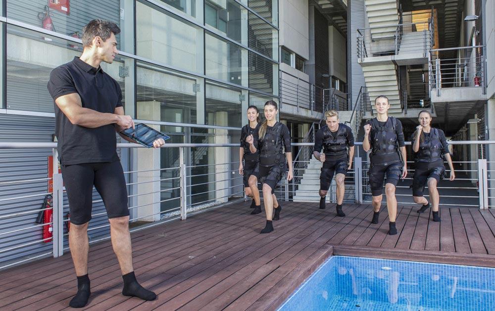 EMS-тренировки— польза ипреимущества занятий