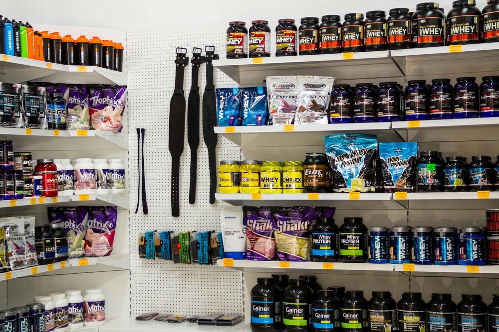 Прежде чем купить спортивное питание