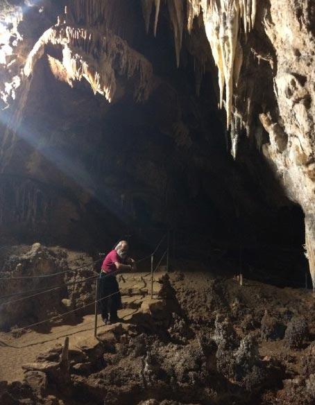Пещеры ИзЗуддас