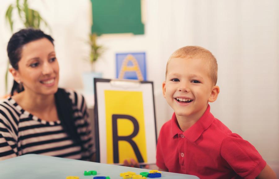 Как научить ребенка говорить грамотно