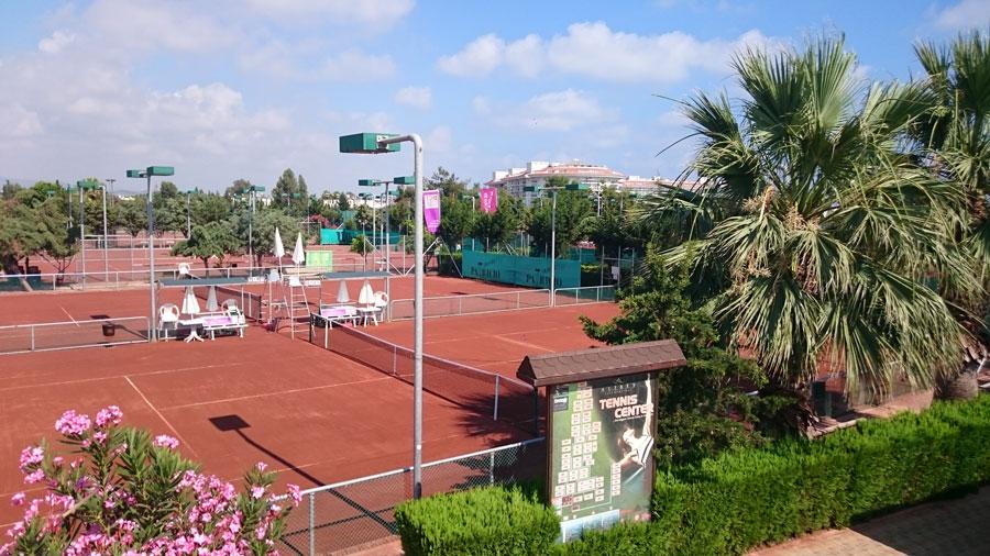 Теннисные корты ифитнес