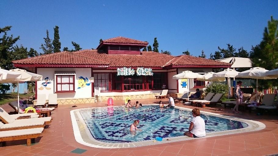 Развлечения для детей: мини-клуб иверевочный парк