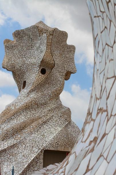 Что построил Гауди в Барселоне