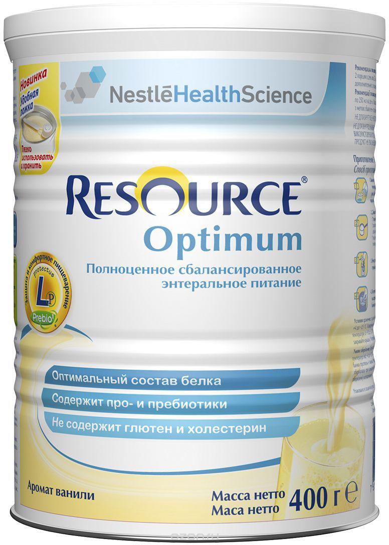 Resource Optimum