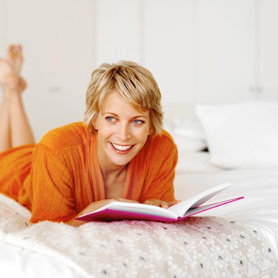 Чтение для взрослых: если вам за50