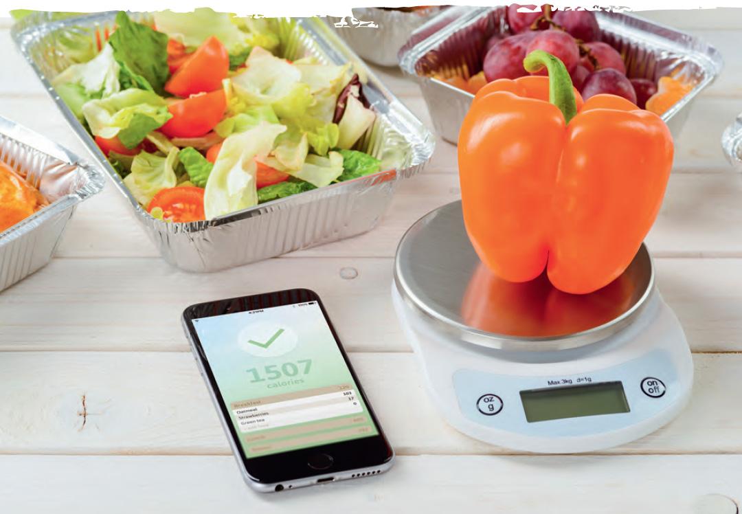 Как правильно использовать калькулятор для подсчета калорий?