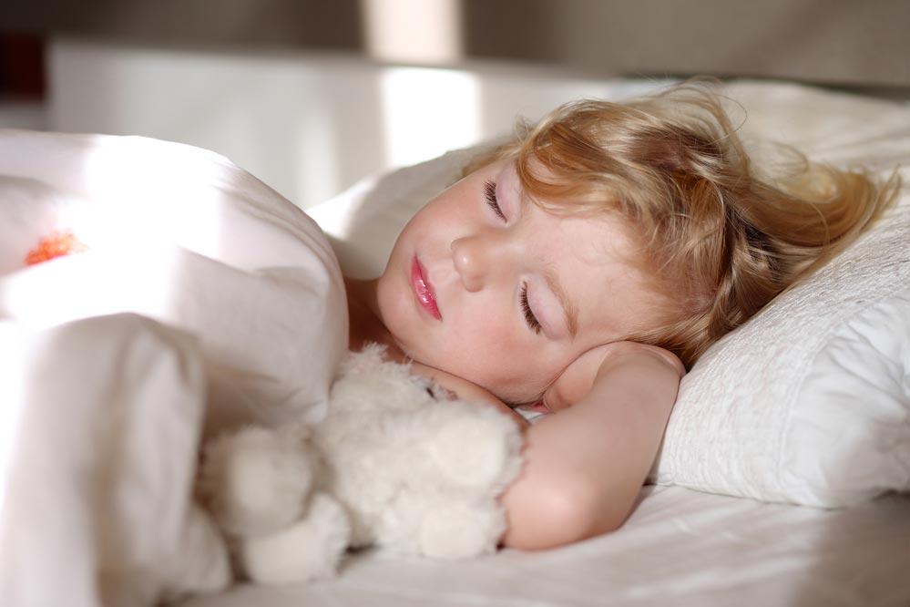 Сколько должен спать ребенок 7-12 лет