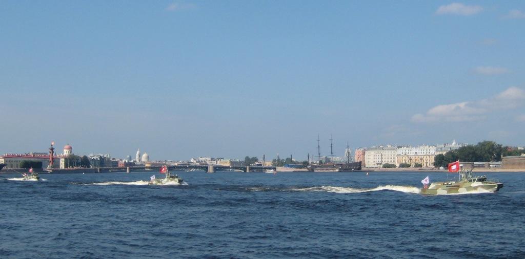 Скоростные патрульные катера