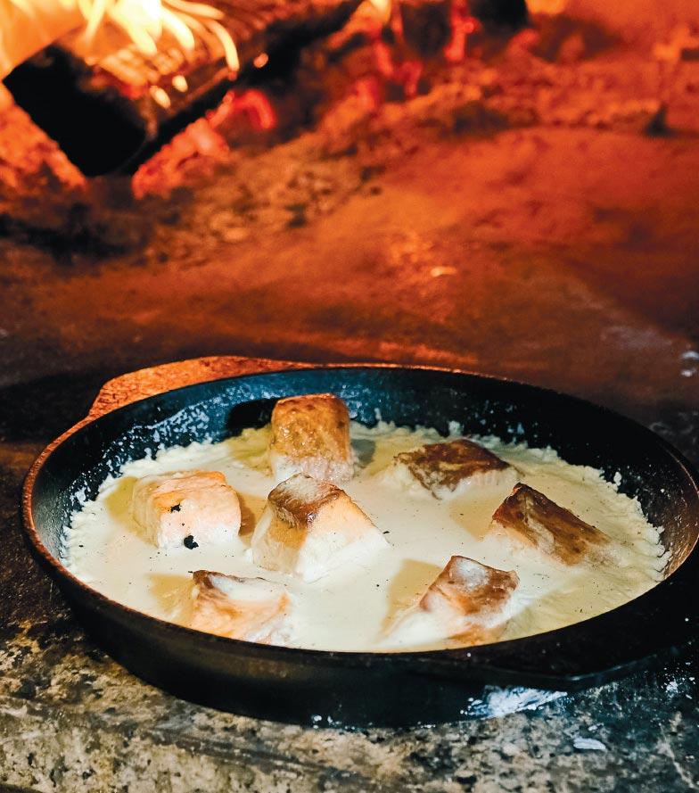Йола чери: рыба, запеченная вмолоке, по-коми-зырянски