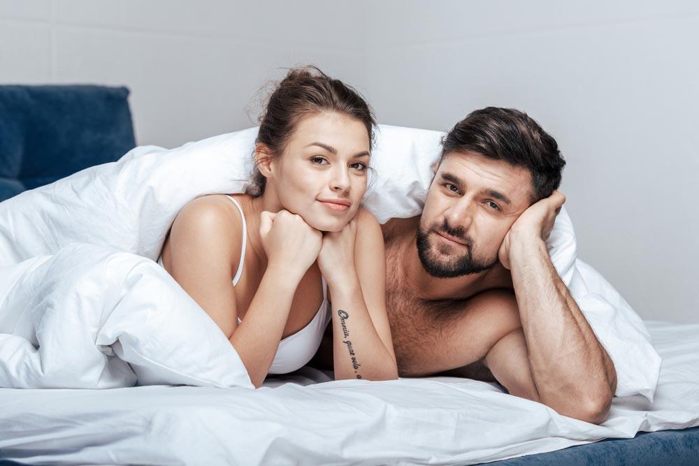 Заниматься сексом в браке