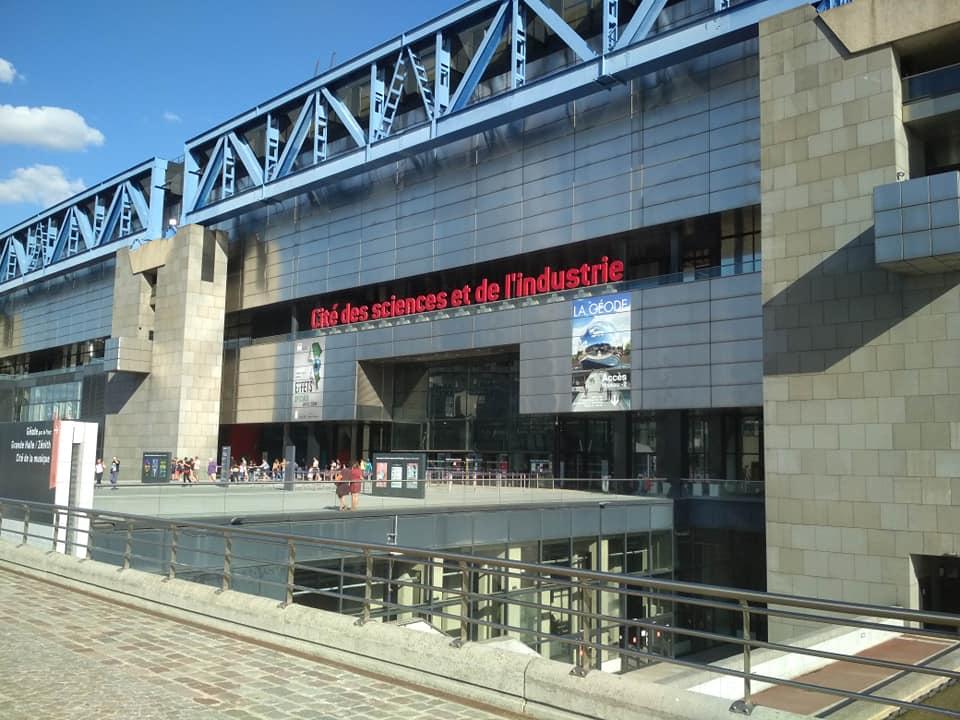 Музей науки ииндустрии