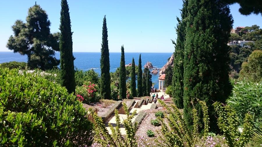 Ботанический сад Marimurtra