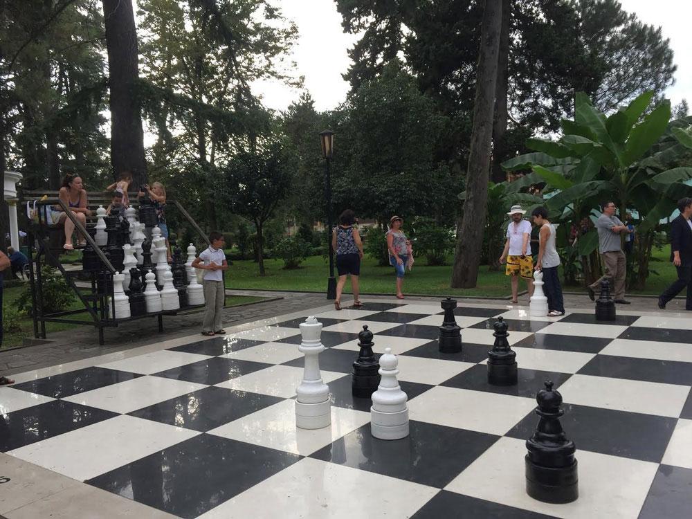 Батумский Приморский парк