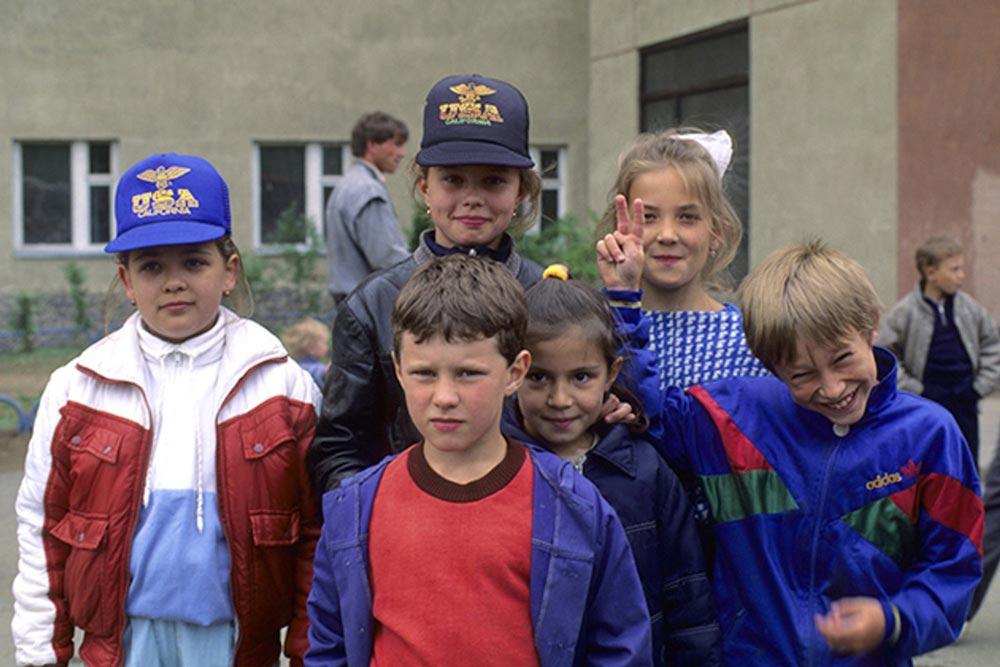 Школа 90-х