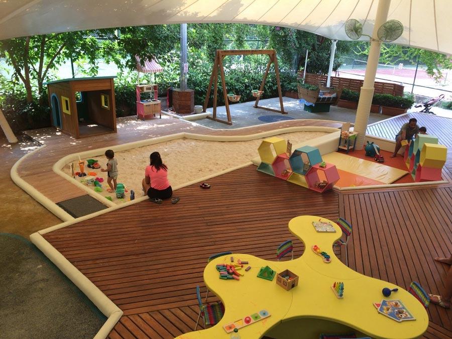 Baby Park: отрождения додвух лет