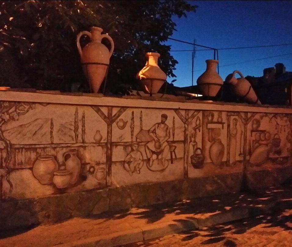 Вечерняя Евпатория. Старый город