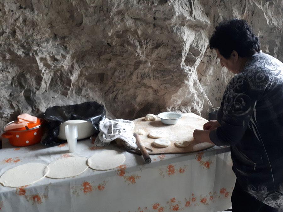 Рецепт хычинов на кефире