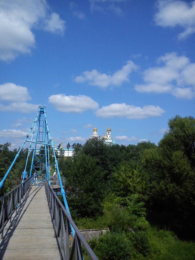История Новоиерусалимского монастыря