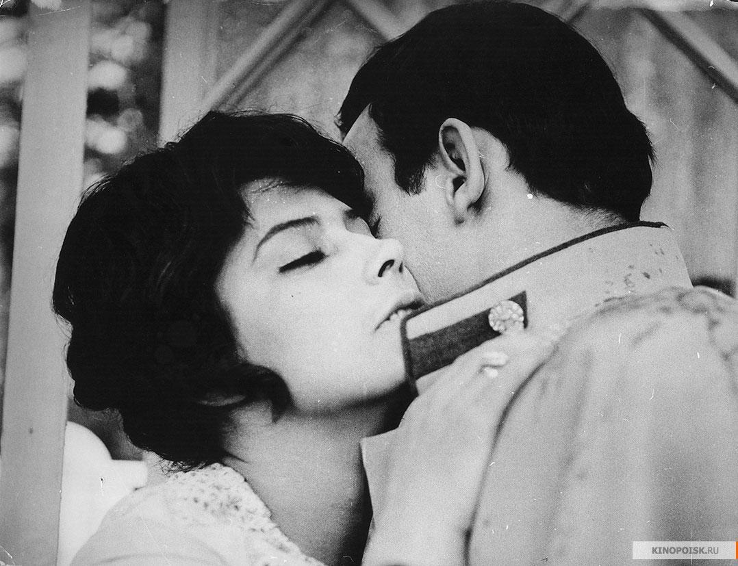 Кадр изфильма Анна Каренина, 1967