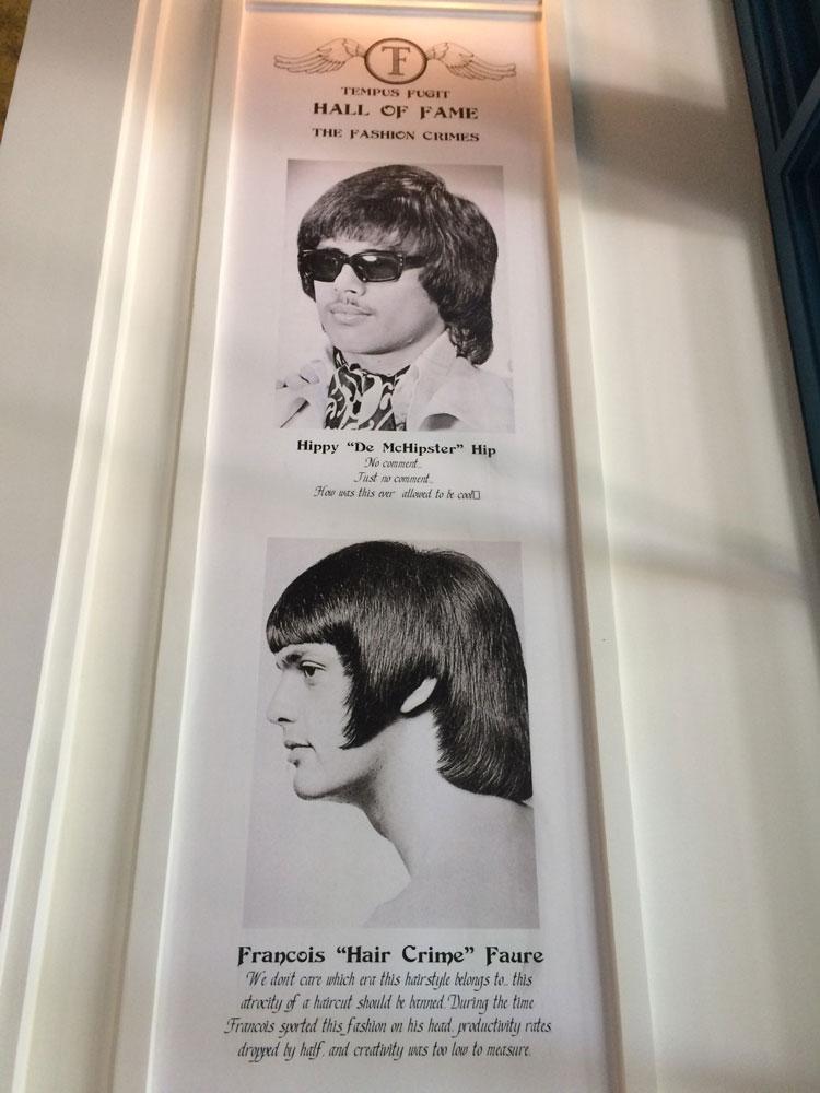 Фото совершивших преступления против моды икрасоты: мужские прически 70-х годов