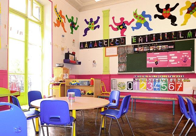 Детский сад воФранции, Ницца