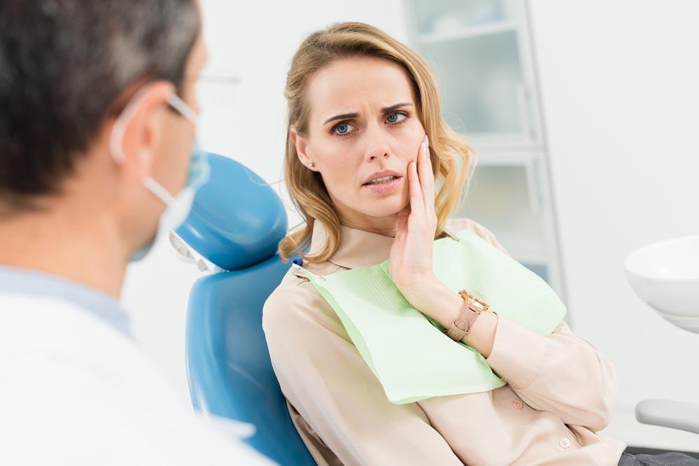Как снять зубную боль вдомашних условиях