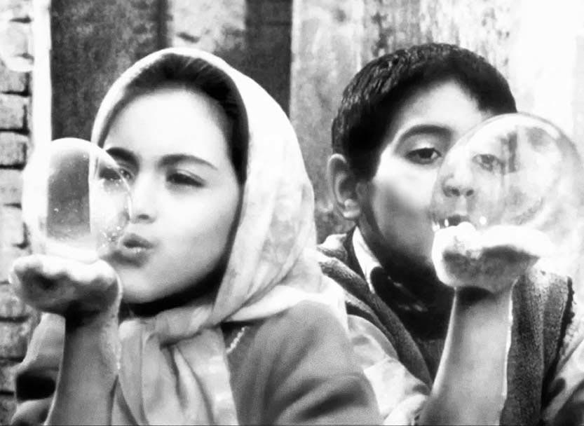 Дети небес (Bacheha-Ye aseman, Иран, 1997)