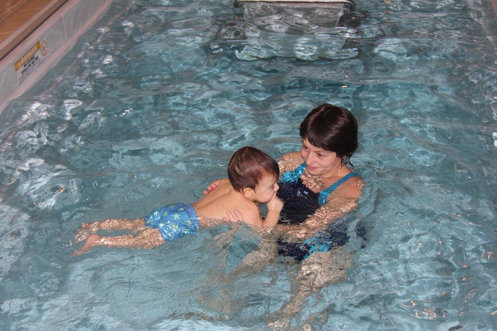 Температура воды для ребенка