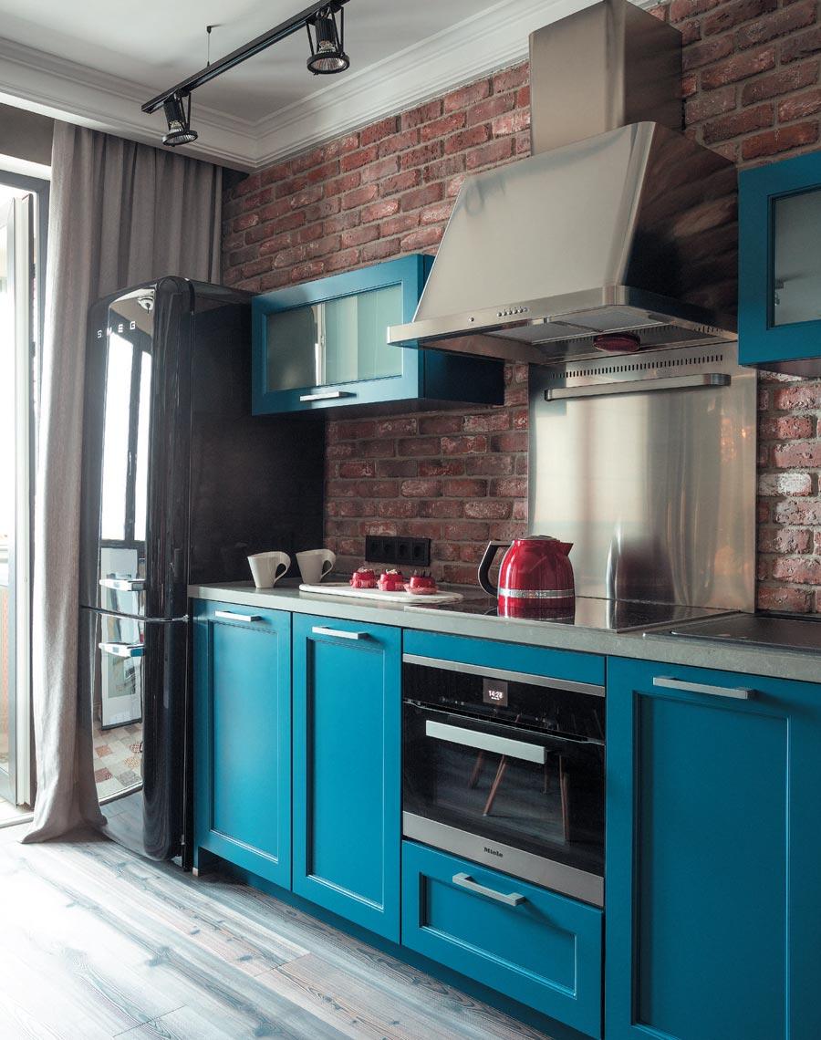 Интерьер кухни: мебель иоборудование