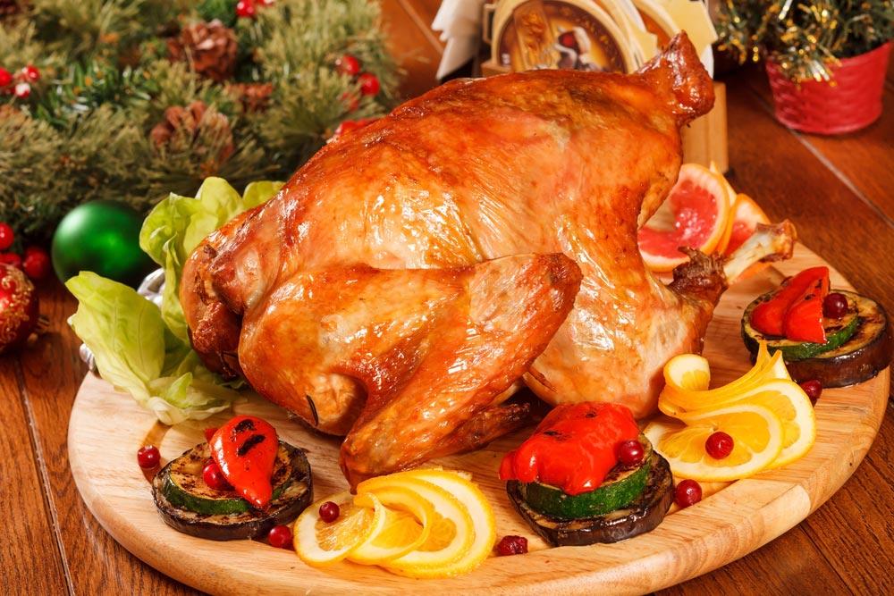 Индейка наДень благодарения: классический рецепт