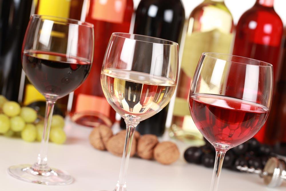 Как делают игристое вино